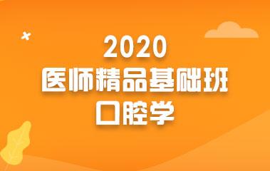 2020口腔执业医师