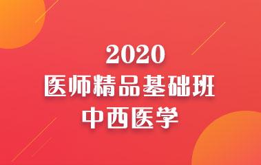 2020中西医结合