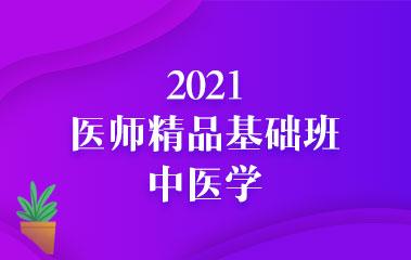 2021中医助理医师